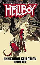 Hellboy: Unnatural Selection - Tim Lebbon
