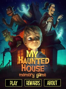 haunted house kids movie