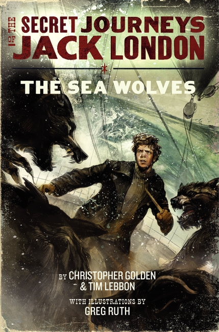 the sea wolves jack london book 2 tim lebbon   horror